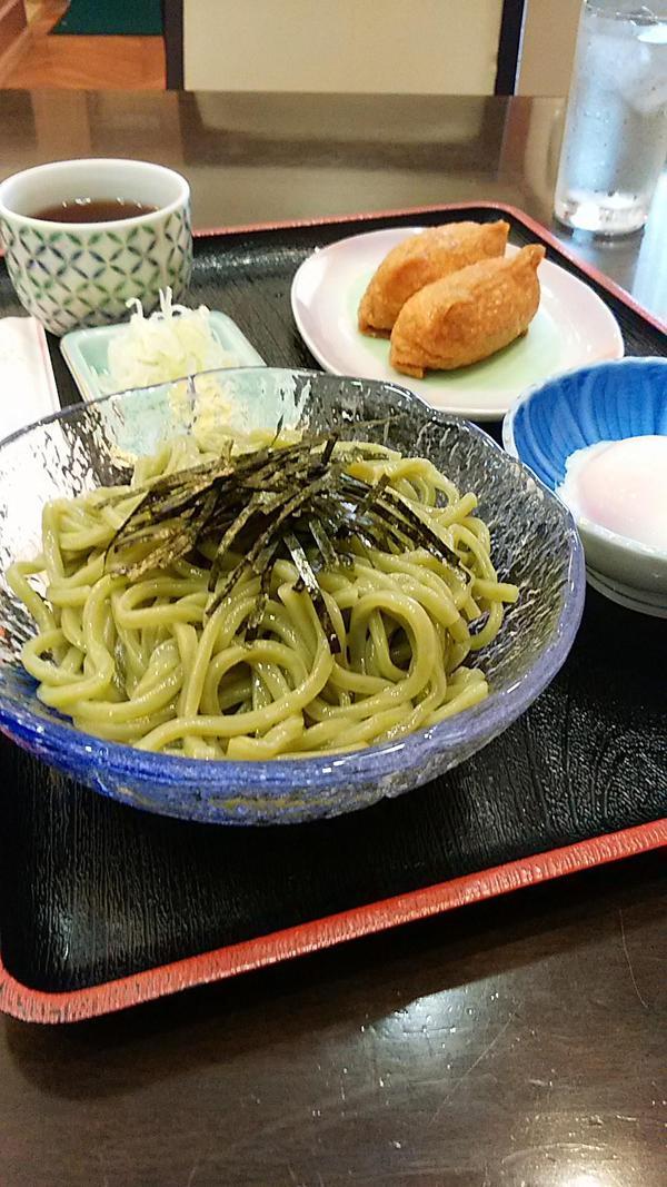 小松菜うどん